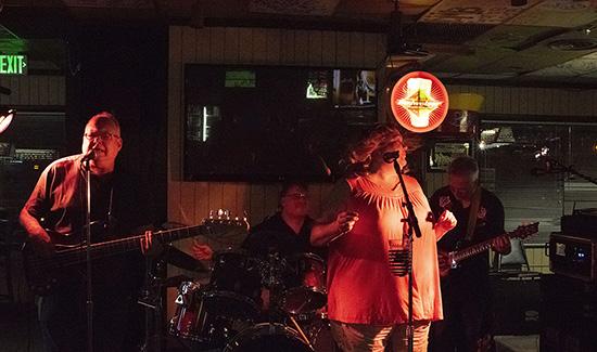 Sandy Saunders Band