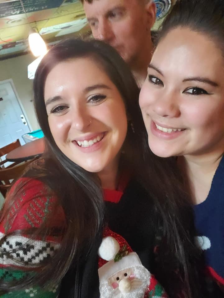 Mia and Marina