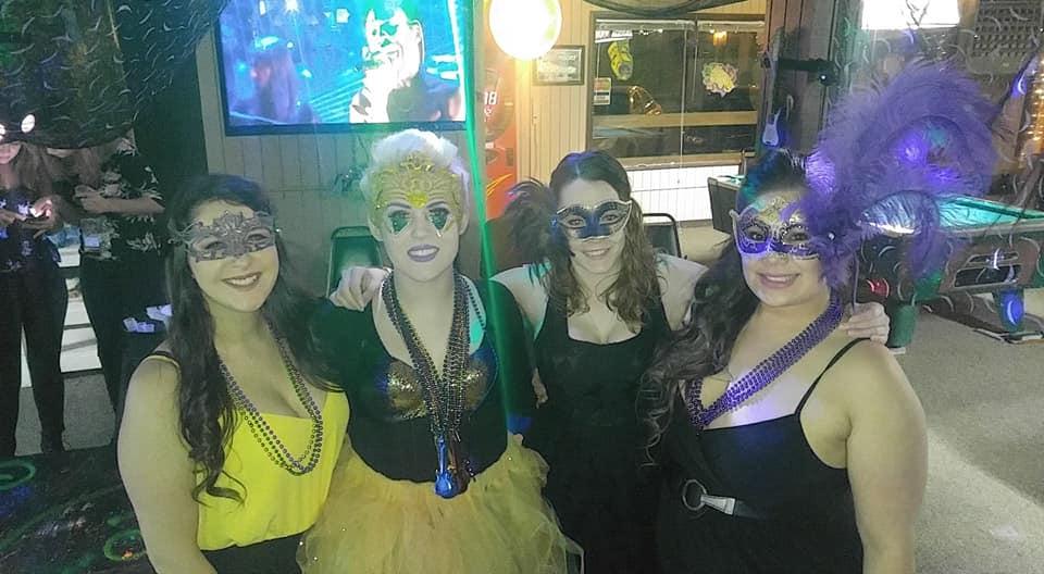 Mardi Gras Team