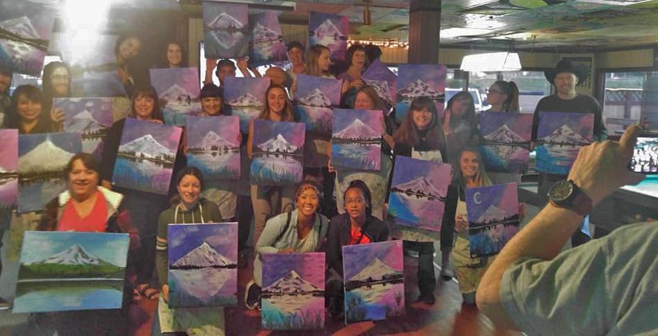 Paint Party #5